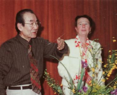 MIMAMI Sensei et ML GOFFIN